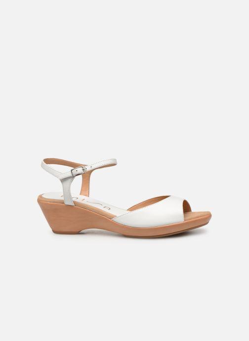 Sandales et nu-pieds Unisa ISMO Blanc vue derrière