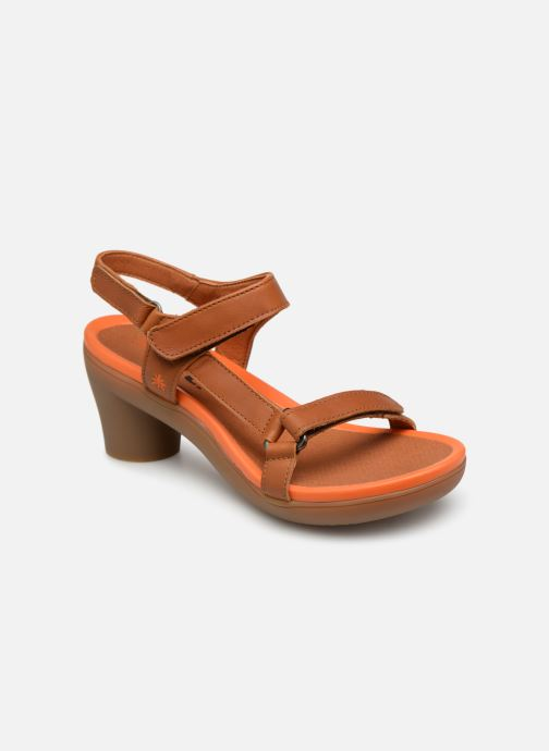 Sandales et nu-pieds Art Alfama 1472 Marron vue détail/paire