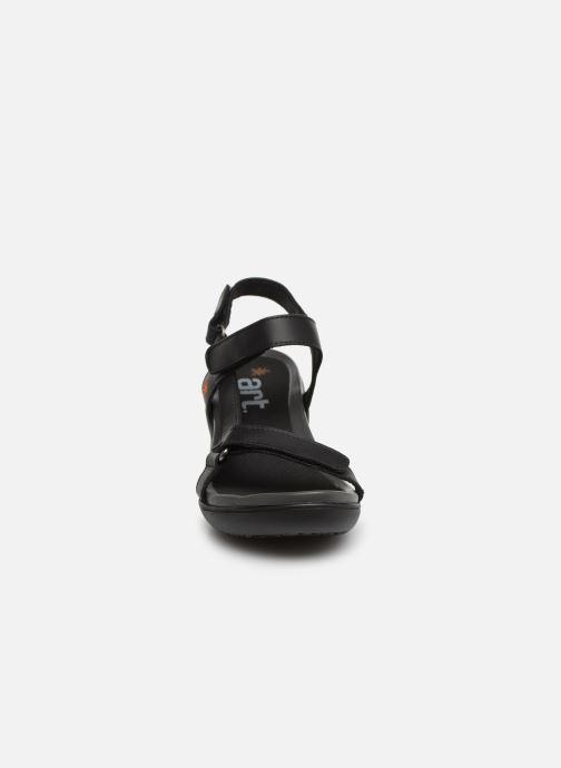 Sandalen Art Alfama 1472 schwarz schuhe getragen