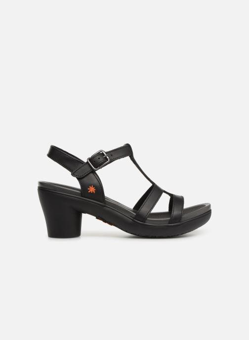 Sandalen Art Alfama 1473 schwarz ansicht von hinten