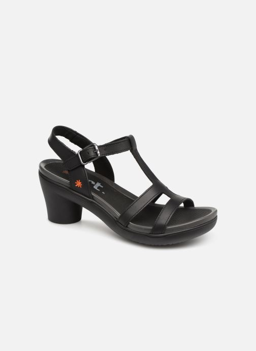 Sandales et nu-pieds Art Alfama 1473 Noir vue détail/paire