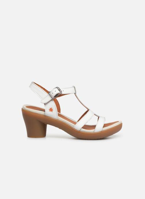 Sandales et nu-pieds Art Alfama 1473 Blanc vue derrière