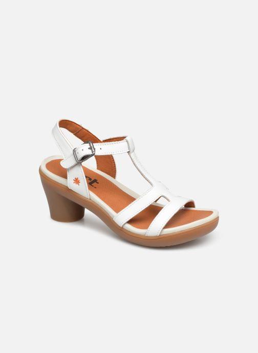 Sandales et nu-pieds Art Alfama 1473 Blanc vue détail/paire