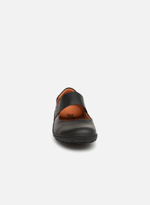 Ballerines Art Antibes 1426 Noir vue portées chaussures