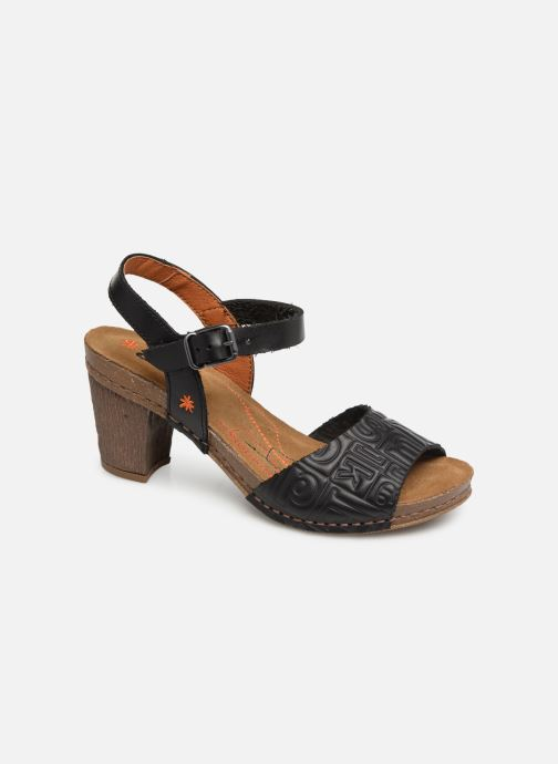 Sandales et nu-pieds Art I Meet 1273 Noir vue détail/paire