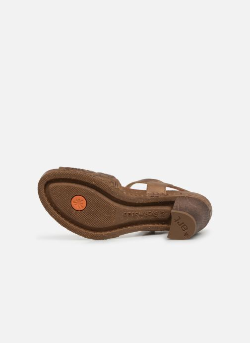 Sandalen Art I Meet 1273 Beige boven
