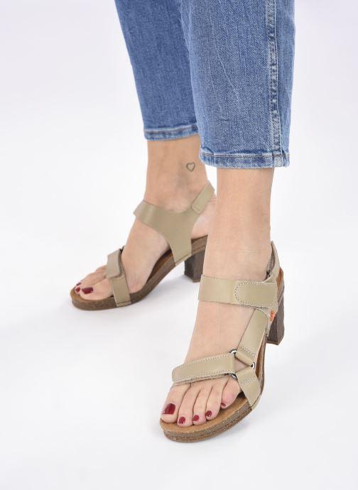 Sandaler Art I Meet 1274 Beige se forneden
