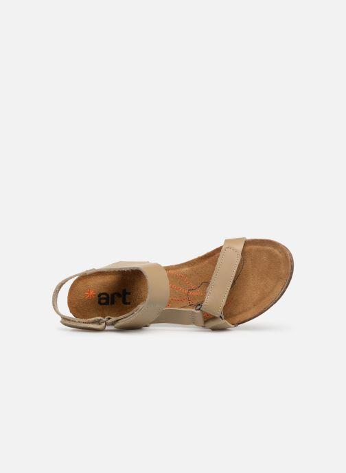 Sandaler Art I Meet 1274 Beige se fra venstre
