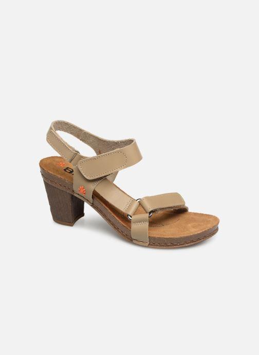 Sandaler Art I Meet 1274 Beige detaljeret billede af skoene