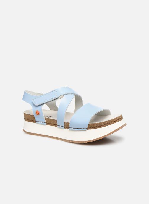 Art Mykonos 587 (Bleu) Sandales et nu pieds chez Sarenza