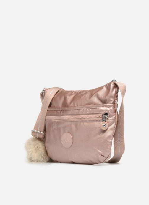Handtaschen kipling Arto S rosa schuhe getragen