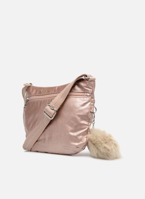 Handtaschen kipling Arto S rosa ansicht von rechts
