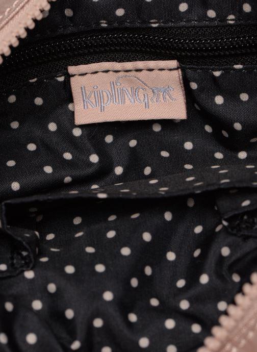 Handtassen kipling Arto S Roze achterkant