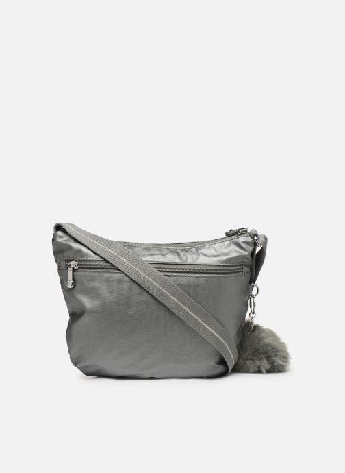 Handtaschen kipling Arto S silber ansicht von vorne