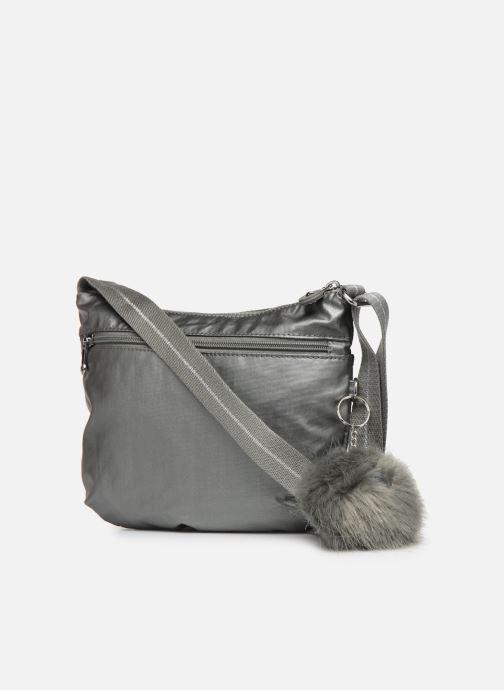 Handtaschen kipling Arto S silber ansicht von rechts