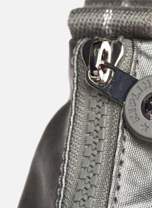 Handtaschen kipling Arto S silber ansicht von links