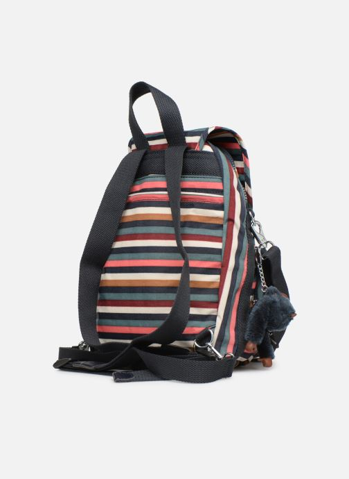 Mochilas Kipling Firefly up Multicolor vista lateral derecha