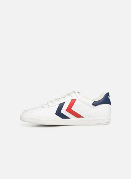 Sneakers Hummel Victory JR Wit voorkant