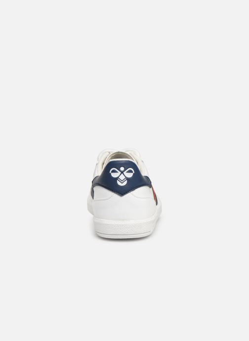Sneakers Hummel Victory JR Bianco immagine destra