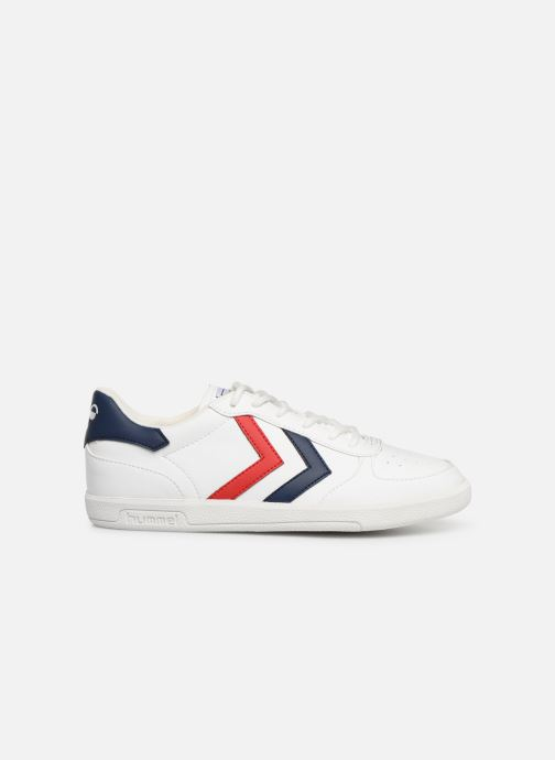 Sneakers Hummel Victory JR Bianco immagine posteriore