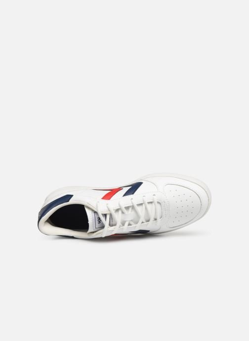 Sneakers Hummel Victory JR Bianco immagine sinistra