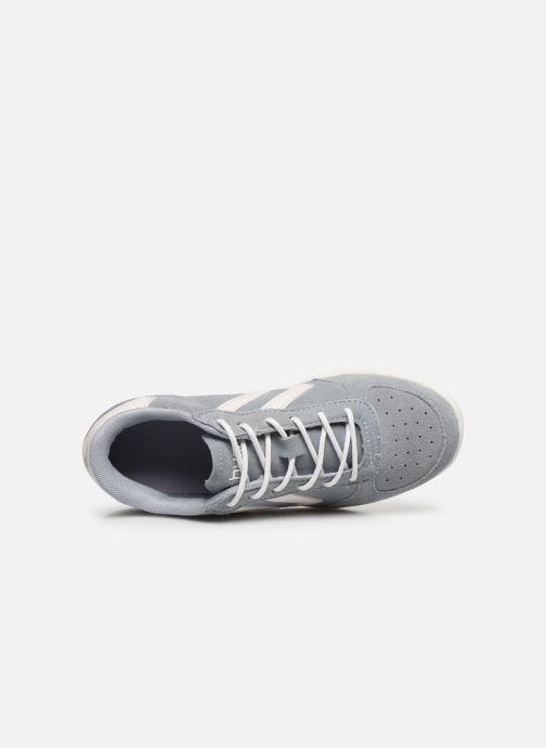 Sneakers Hummel Victory JR Grigio immagine sinistra