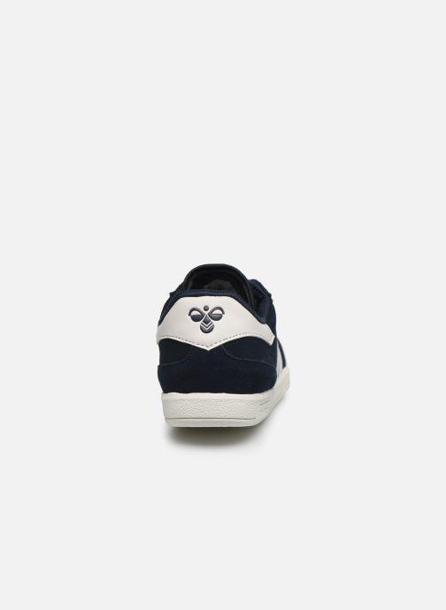 Sneakers Hummel Victory JR Azzurro immagine destra