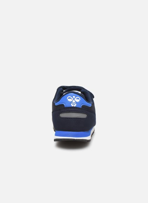 Sneakers Hummel REFLEX JR Blauw rechts