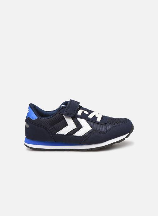 Sneakers Hummel REFLEX JR Azzurro immagine posteriore