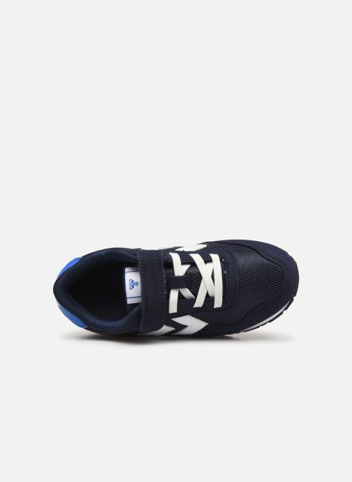 Sneakers Hummel REFLEX JR Blauw links