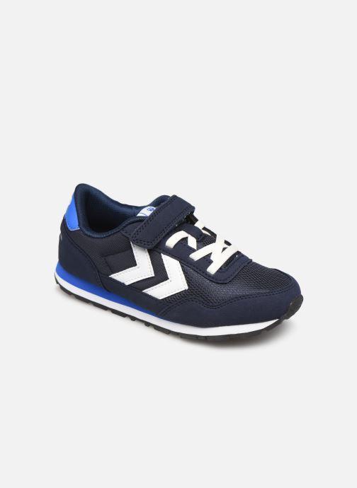 Sneakers Hummel REFLEX JR Blauw detail