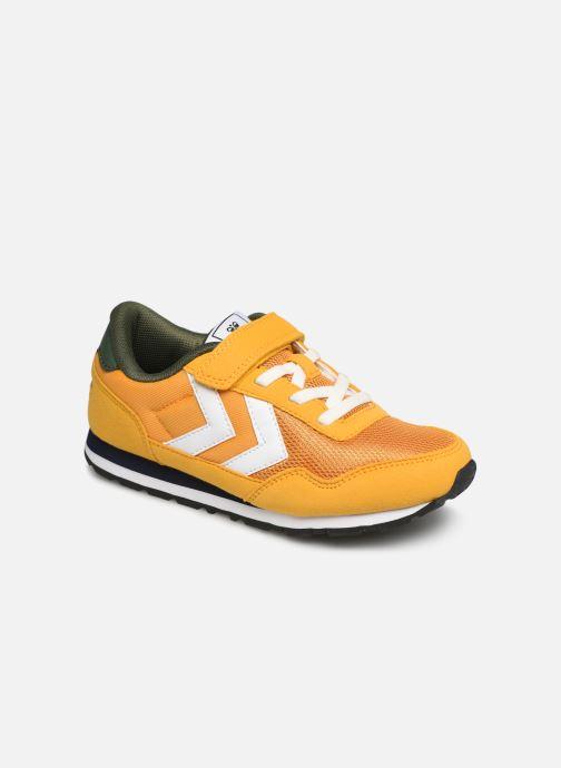 Sneakers Hummel REFLEX JR Giallo vedi dettaglio/paio