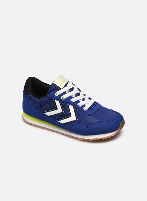 Sneakers Hummel REFLEX JR Azzurro vedi dettaglio/paio