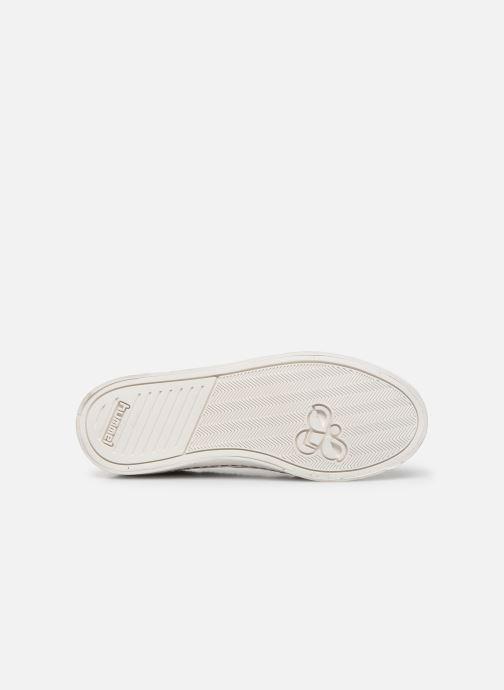 Sneakers Hummel DIAMANT GLITTER JR Rosa immagine dall'alto