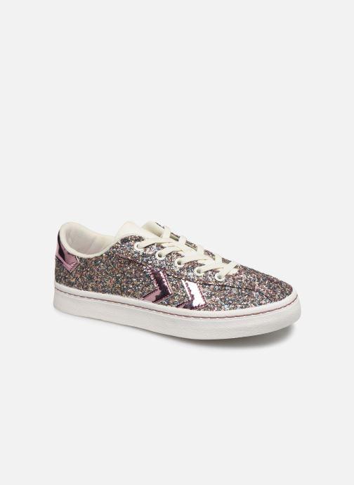 Sneakers Hummel DIAMANT GLITTER JR Rosa vedi dettaglio/paio