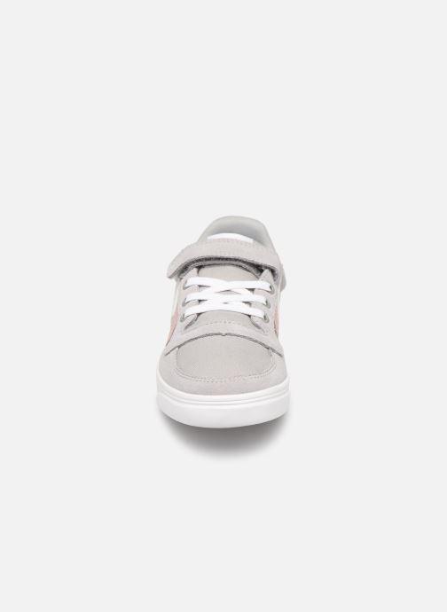 Sneakers Hummel SLIMMER STADIL LOW JR Grijs model