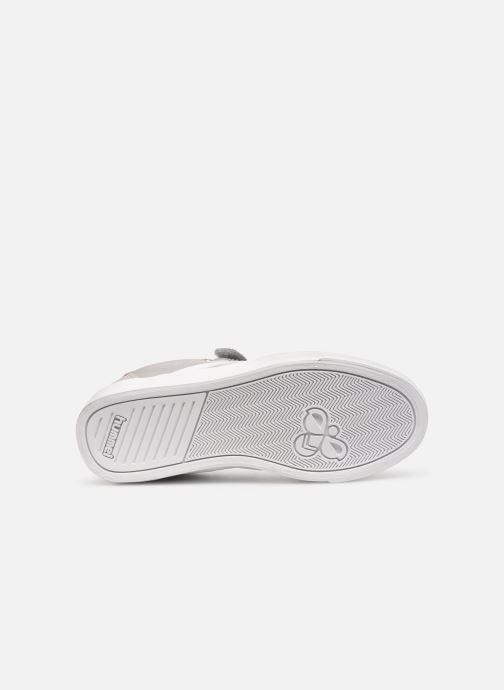 Sneakers Hummel SLIMMER STADIL LOW JR Grijs boven
