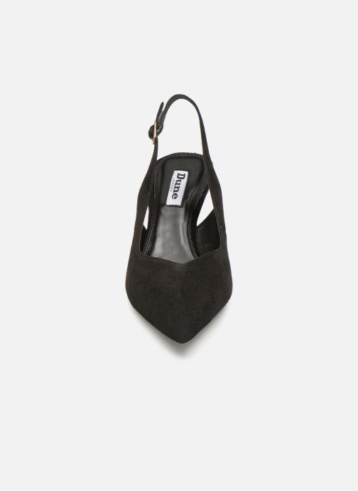 High heels Dune London CHORUS Black model view