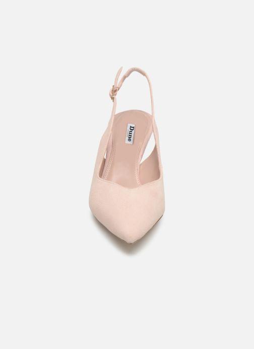Escarpins Dune London CHORUS Beige vue portées chaussures