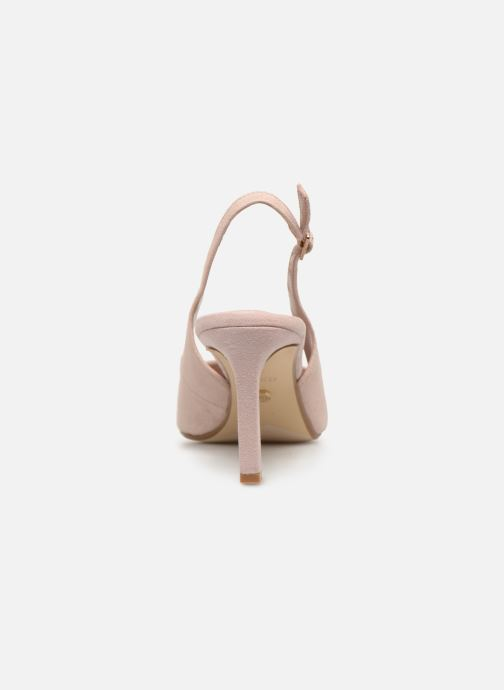 High heels Dune London CHORUS Beige view from the right
