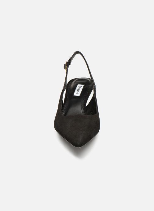 Zapatos de tacón Dune London CINDA Negro vista del modelo