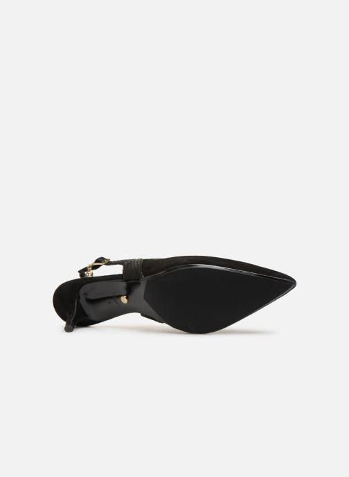 Zapatos de tacón Dune London CINDA Negro vista de arriba