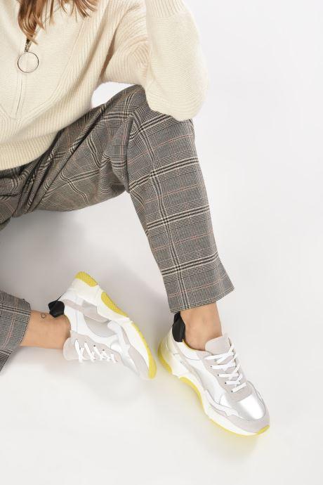 Sneaker Dune London ELLORENZO mehrfarbig ansicht von unten / tasche getragen