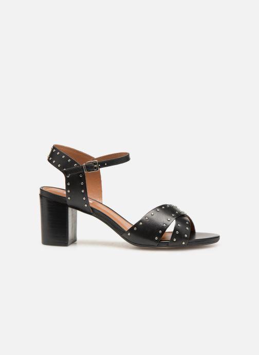 Sandales et nu-pieds Dune London JOYRIDE Noir vue derrière
