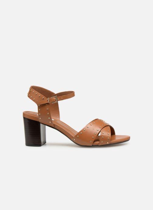 Sandales et nu-pieds Dune London JOYRIDE Marron vue derrière