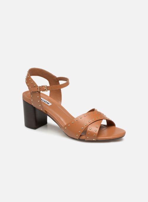 Sandales et nu-pieds Dune London JOYRIDE Marron vue détail/paire