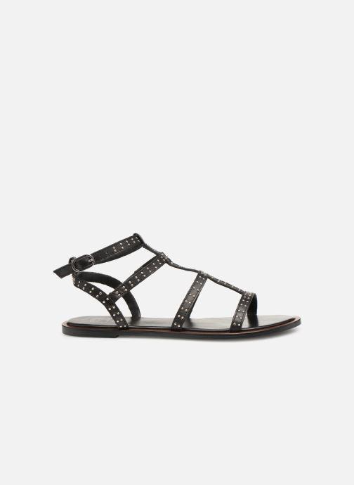 Sandales et nu-pieds Dune London LAKKE Noir vue derrière