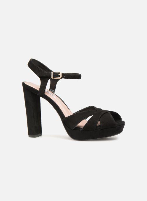 Sandales et nu-pieds Dune London MAGGIE Noir vue derrière