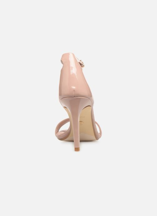 Sandali e scarpe aperte Dune London MERINO Rosa immagine destra