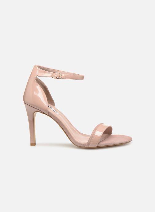 Sandales et nu-pieds Dune London MERINO Rose vue derrière